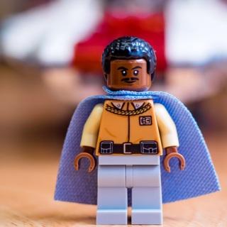New Lando Super Heroes Minifigure Building Toys Custom Lego