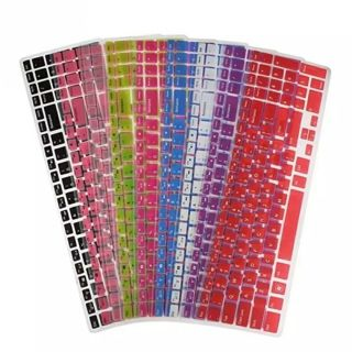 High Quality Brand New Colorful Best Price US Keyboard Skin Cover Protector For 15.6 For Dell