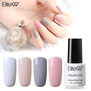 Elite99 7ml Nail Polish Color UV Gel Lak Lacquer Vernis Semi Permanent Hybrid Nail Art Manicure Pu