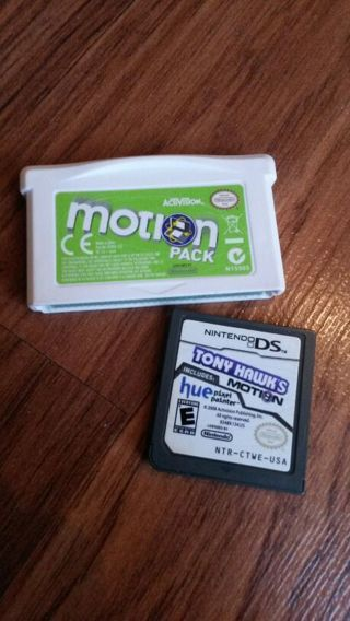 Tony Hawk's Motion for Nintendo DS 2008