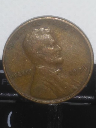 Free: 1936 wheat penny - Coins - Listia com Auctions for Free Stuff