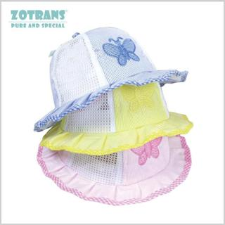 Baby Bonnet Summer Hat Newborn Princess Girls Hat Sun NET Cap Butterfly Bucket Boys Hat Panama Bon