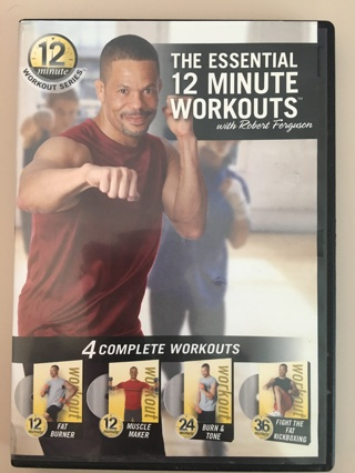 The Essential 12 Minute Workouts with Robert Ferguson