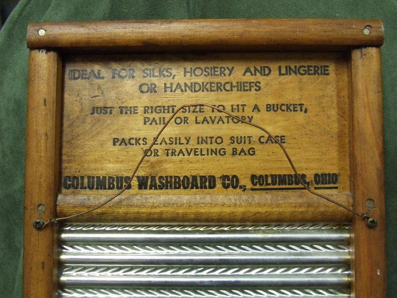 free vintage primitive country old washboard columbus ohio nice antiques. Black Bedroom Furniture Sets. Home Design Ideas