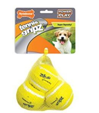 Nylabone Power Play Tennis Ball Dog Toy