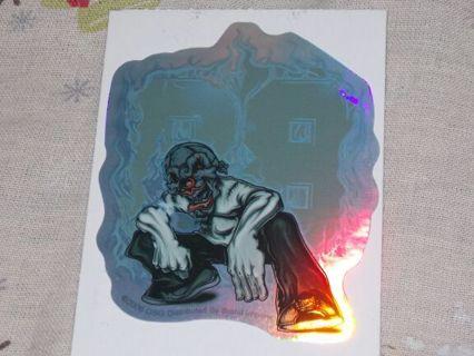 Wow! ICP-esque Holographic sticker!