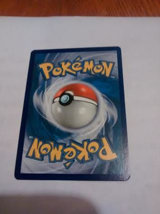 New Pokemon Card