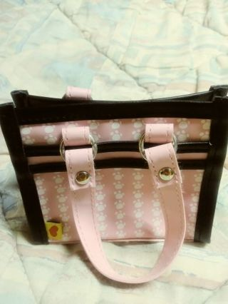 Build a bear purse