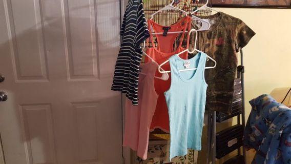Lady's lot - Clothes