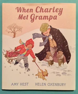 ✬ New When Charley Met Grampa Book ✬