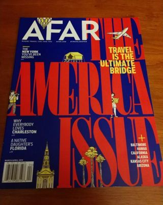 Afar Magazine America Issue New York March/April 2019