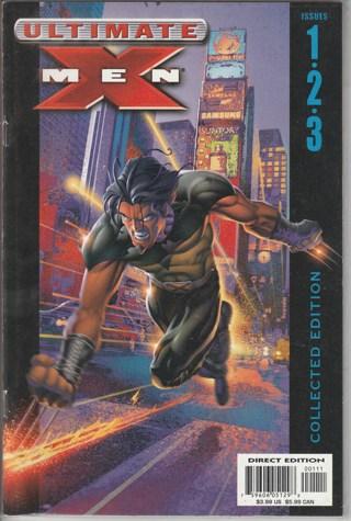 Ultimate X-Men: Collected Edition #1-3 *GIN BONUS*