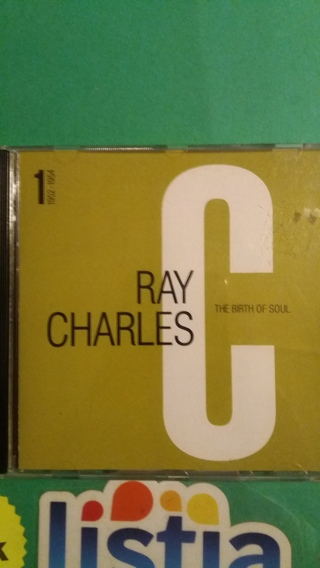 cd ray charles the birth of soul free shipping