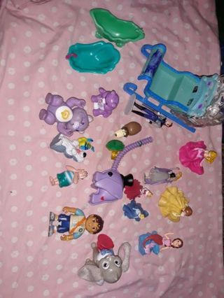 Toy lot # 3- more toy lots up