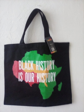 NWT BLACK HISTORY MONTH TOTE