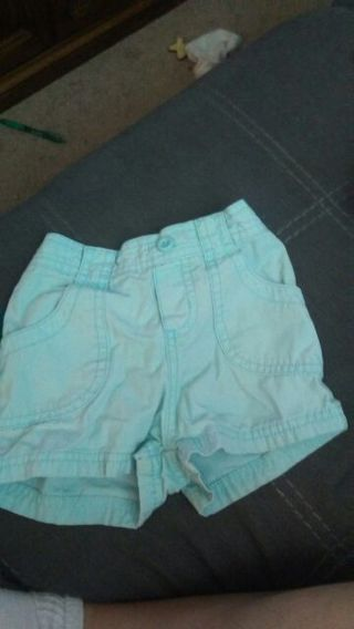 *GUC* blue shorts