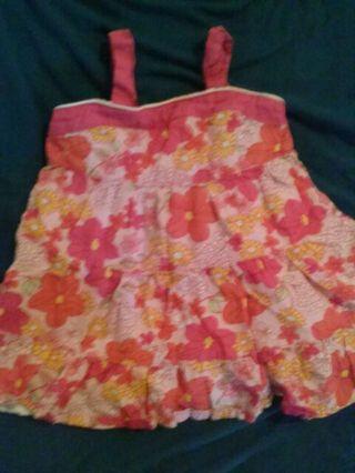 Little girls summer shirt