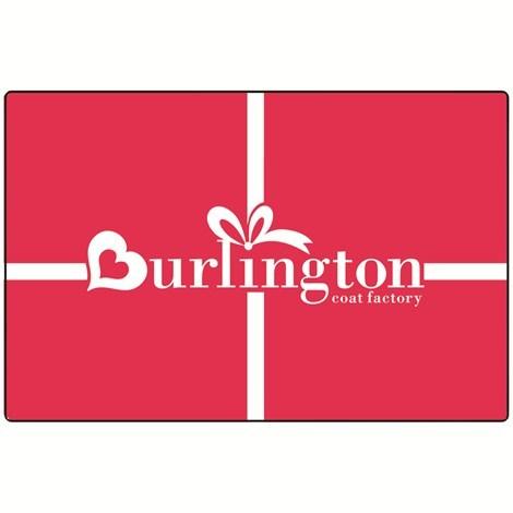 $4.36 Burlington Coat Factory Gift Card