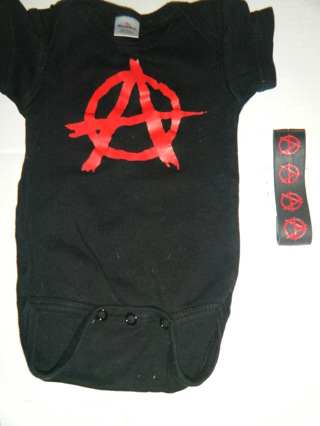 4ec9778e2 FREE: Sons of Anarchy inspired baby onesie and bonus bracelet for mom or  dad!