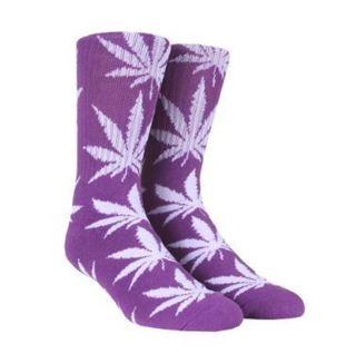1 NEW weed pot Socks Womens ONE SIZE FITS ALL Rasta Marijuana 420 ganja GIN