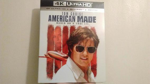 NEW AMERICAN MADE BLU-RAY + DVD + DIGITAL