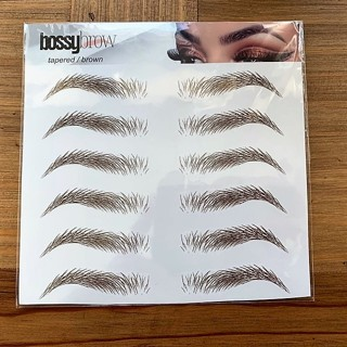 Authentic Brows by Bossy Waterproof Tattoo Eyebrows