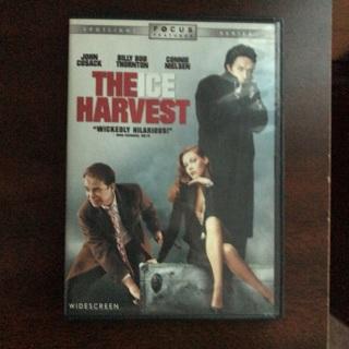 The Ice Harvest on DVD