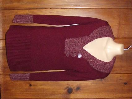 Women's LS Sweater Sz Lg