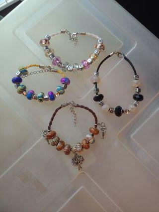 Handmade bracelets 5