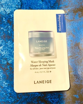 LANEIGE WATER SLEEPING MASK NEW