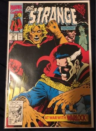 Dr. Strange #36 in mint!