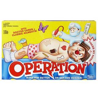 NEW, Operation Game