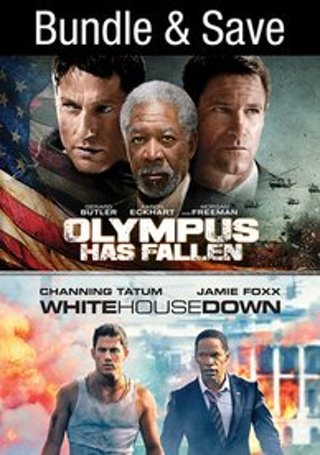 Olympus Has Fallen & White House Down Double Feature UltraViolet Digital Copy