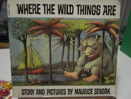 Where The Wild Things Are  -by Maurice Sendak