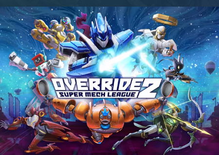 Override 2 steam key