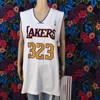 MEN'S Custom LA Lakers Jersey Basketball NBA Los Angeles FREE SHIPPING