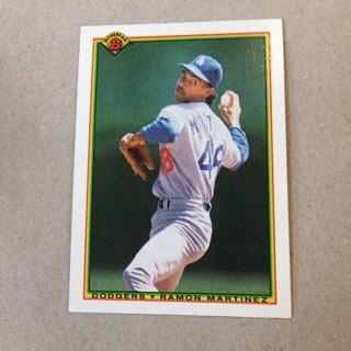 1990 Bowman - [Base] #88 Ramon Martinez