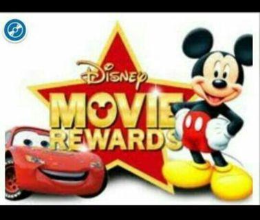 STAR WARS THE FORCE AWAKENS-DISNEY MOVIE REWARDS CODE worth 100 DMR POINTS