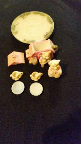 Little Pig Set 8 pieces