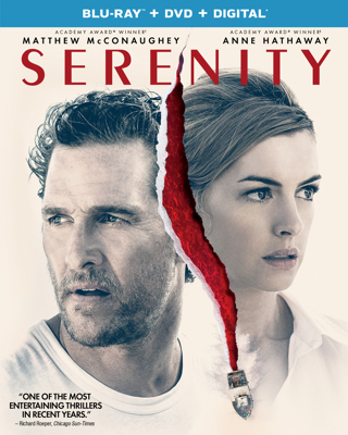 Serenity (Digital HD Download Code Only) **Matthew McConaughey** **Anne Hathaway**