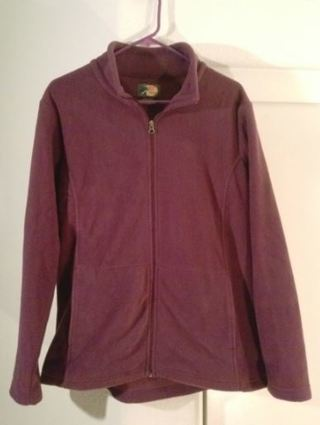 WOMEN'S Bass Pro Shop Sweater Sweatshirt XL (PURPLE) FREE SHIPPING