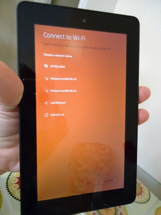 Like New! Amazon Fire Tablet