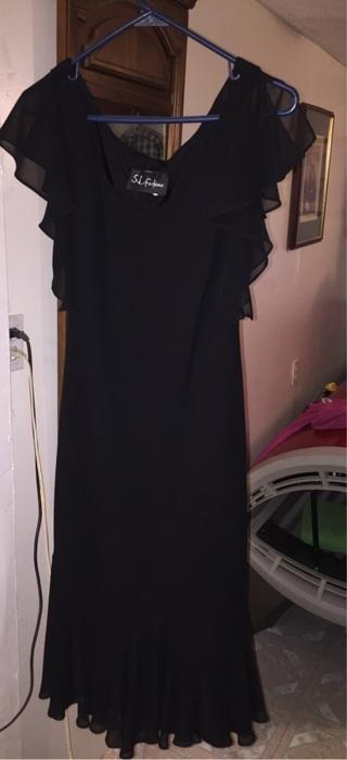 """Beautiful """"Little Black Dress"""" Fancy!"""