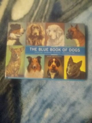 New The Blue Book Of Dogs