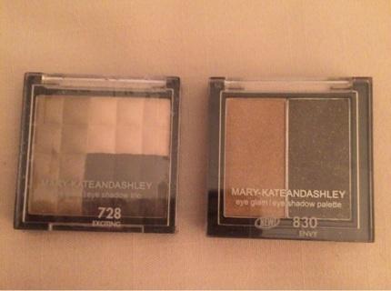MARY-KATE AND ASHLEY ❤️ Eyeshadows