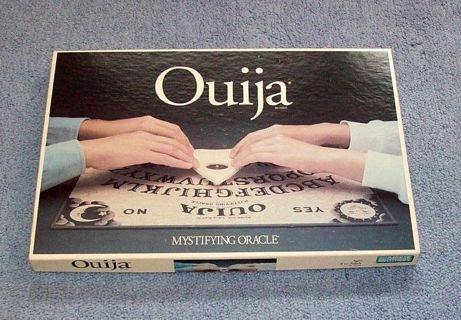 Rare Vintage Parker Brothers Ouija Board