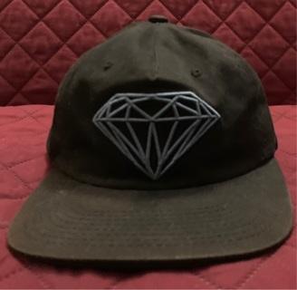 Used Diamond Supply Co Snapback