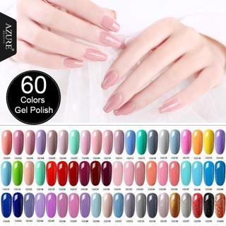free azure beauty 120color gel polish nail lacquer soak