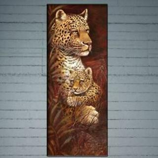 Leopard 5D Full Diamonds Embroidery Painting DIY Cross Stitch Home Decors