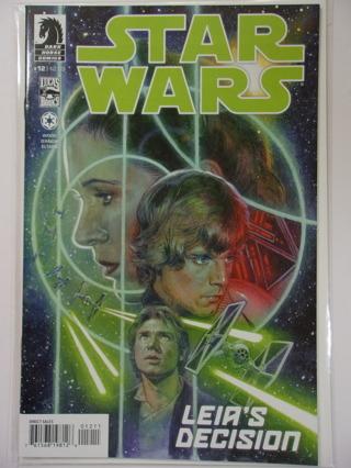 Star Wars #12 VF/NM Dark Horse Comic